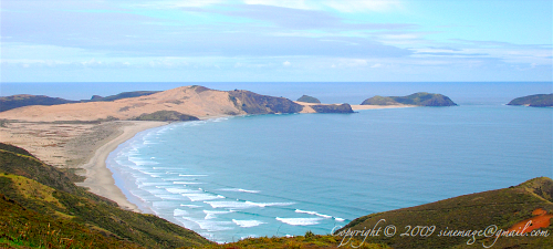 Cape Maria Van Diemen Northland New Zealand