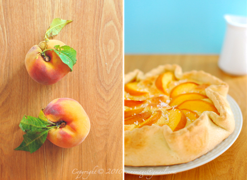 peacherine tart
