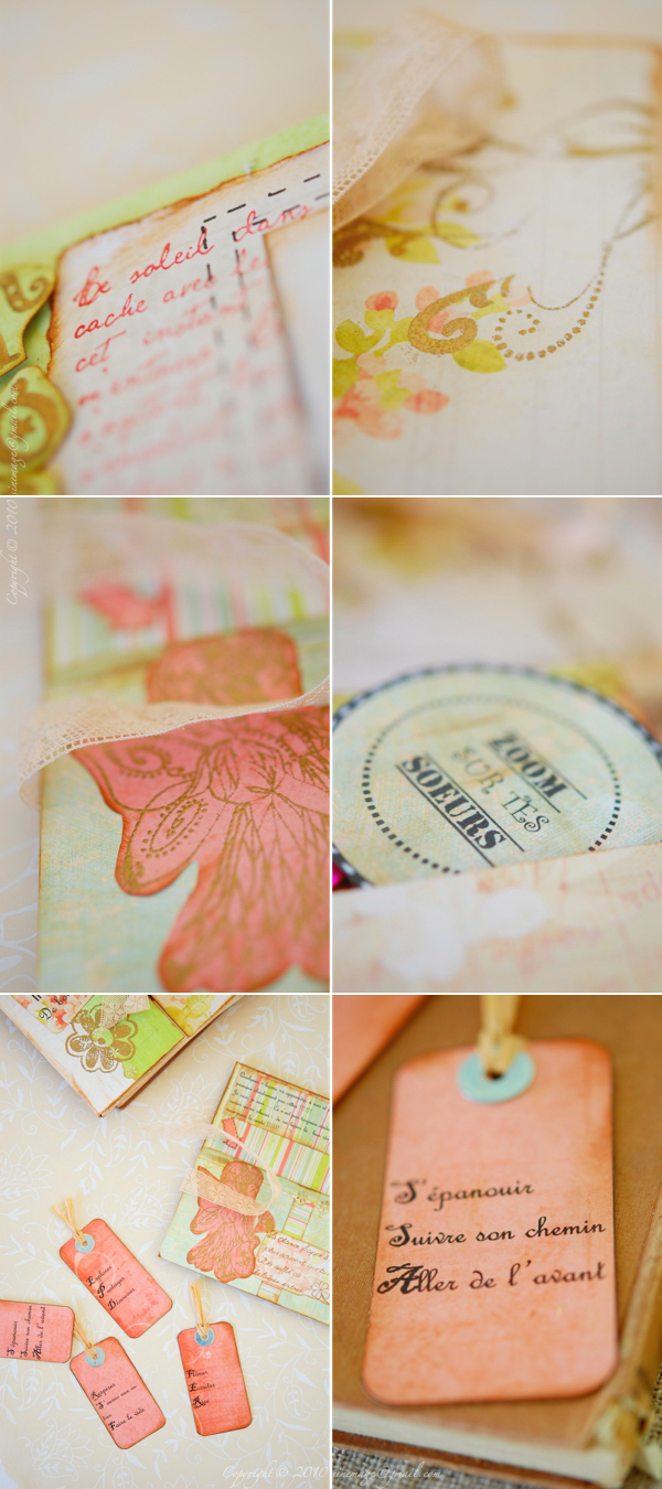Sinemage Scrapbook details