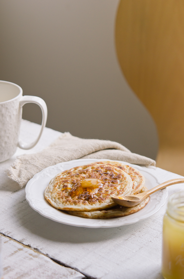 © 2012 Viviane Perenyi - Sourdough and Coconut Milk Pancake