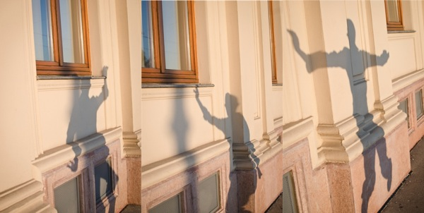 © 2012 Viviane Perenyi - Playing with Shadows Budapest Hungary