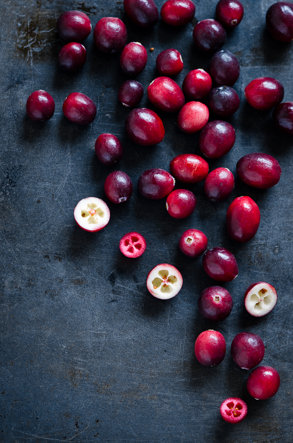 Fresh Cranberries | At Down Under | Viviane Perenyi