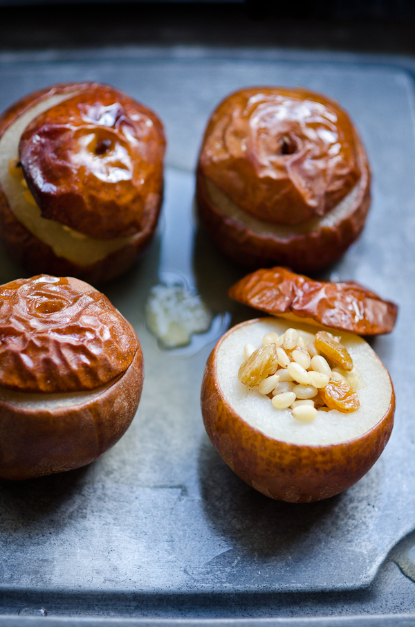 Baked Nashi Pear | Stay At Home Mum